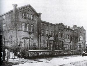 בית החולים ברחוב סקבינסקה 8 תמונה מ1927