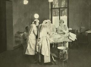 טיפול בחולים