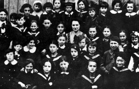בית ספר יהודי מקצועי לבנות Ognisko pracy