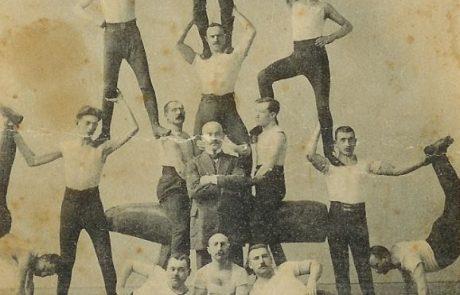 היהודים בספורט בקרקוב