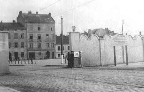 מצעד לציון 76 שנים לחיסול גטו קרקוב