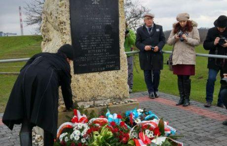 מצעד לציון 74 שנים לחיסול הגטו בקרקוב