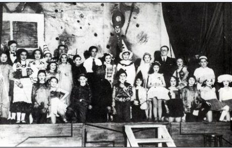חג פורים בקרקוב, יוסף בוסק